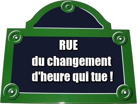 Histoire du changement d 39 heure centerblog - Changement d heure printemps 2017 ...